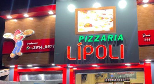 Sobre a Pizza Lipoli